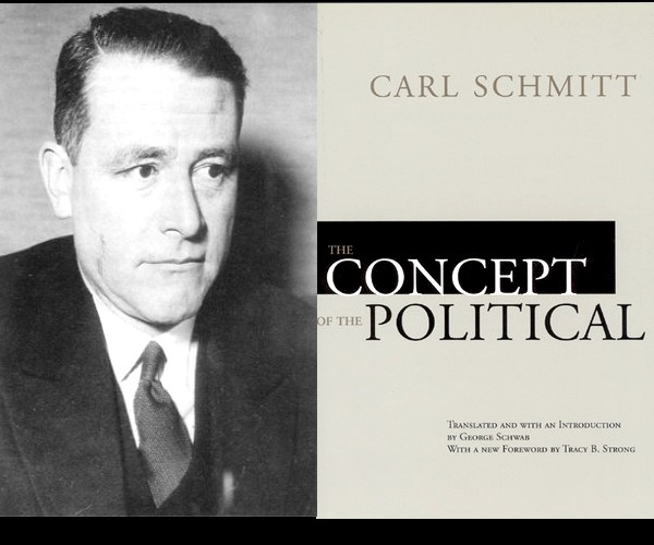 کارل اشمیت و مفهوم امر سیاسی